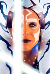 Ahsoka Tano from Star Wars Rebels by Jedimanda