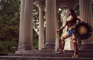 Wonder Woman Cosplay by Jedimanda