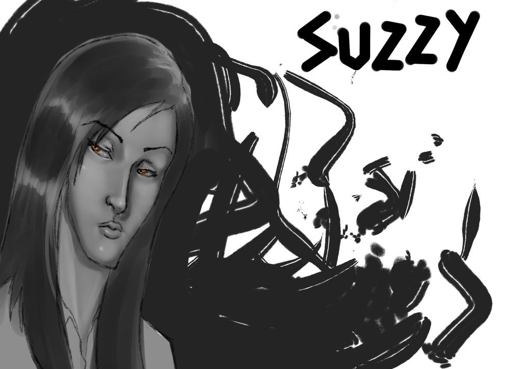 Suzzy by GEDEONGEDZA