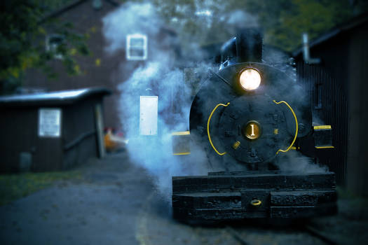 Take a Ride on the Ghost Train
