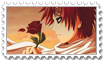 Gaara Layla stamp by NaomiLoveChan