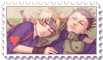 Stamp ShikaTema by NaomiLoveChan