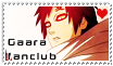 Gaara stamp by NaomiLoveChan