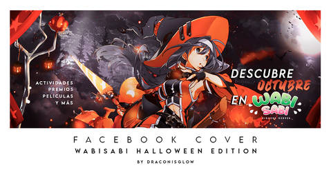 Facebook Cover Halloween