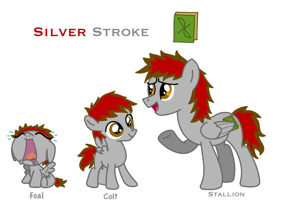 Silver Stroke Age Chart by portaljumper339