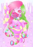+ Candy Holic +