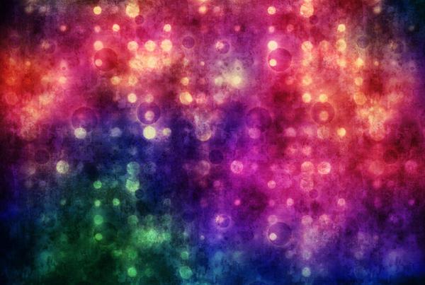 Grungy Abstract Bokeh Texture1 by WebTreatsETC