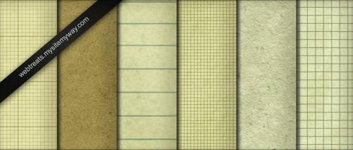 Seamless Paper Patterns