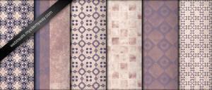 Grungy Mauve Brown Textures