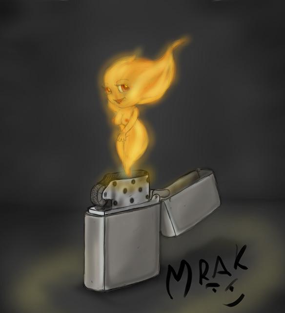 Best lighter ever by Mrakoboy