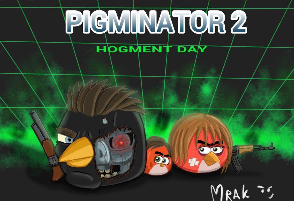 Pigminator 2. Hogment day by Mrakoboy