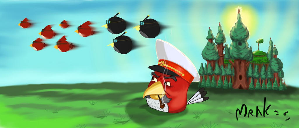 Stalin-Bird by Mrakoboy