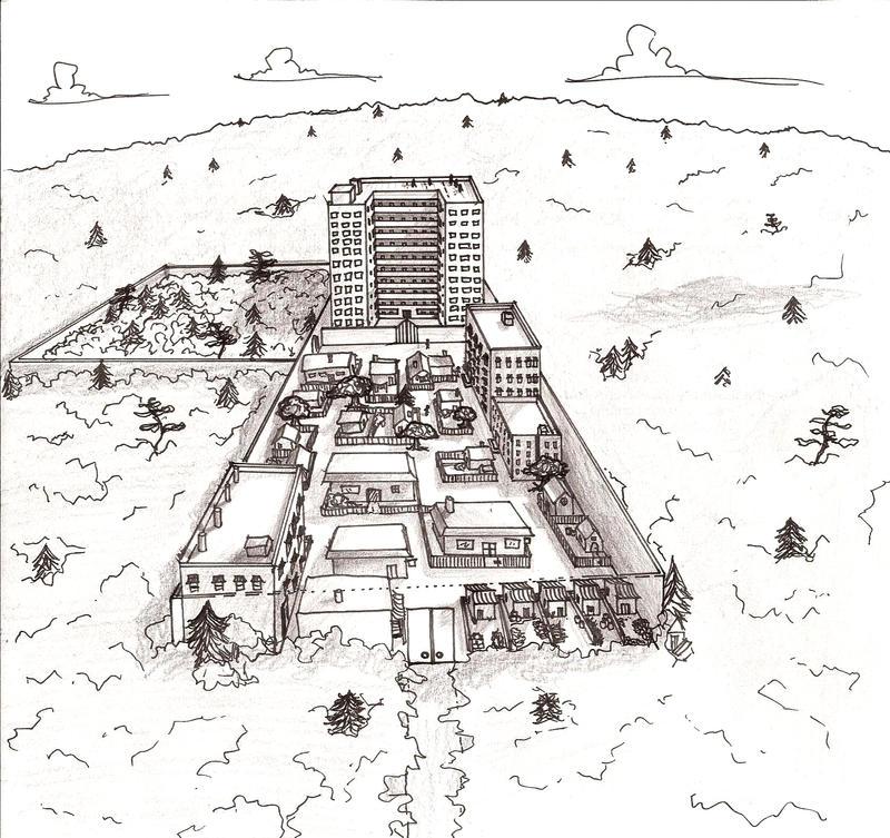 Novice Village by nic-anime