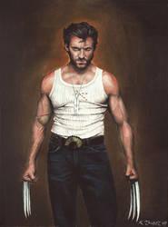 Wolverine by ktalbot