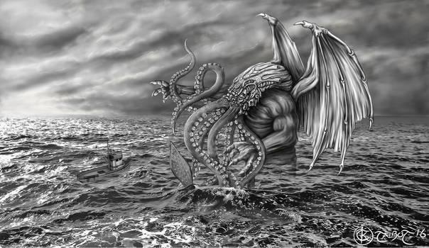 Wrath of Cthulhu