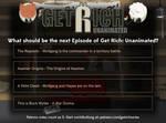 Next Episode Poll - Aug 16