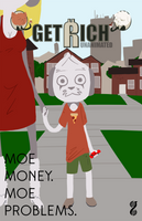 Get Rich: Moe Money. Moe Problems. - Cover by GetRichSeries