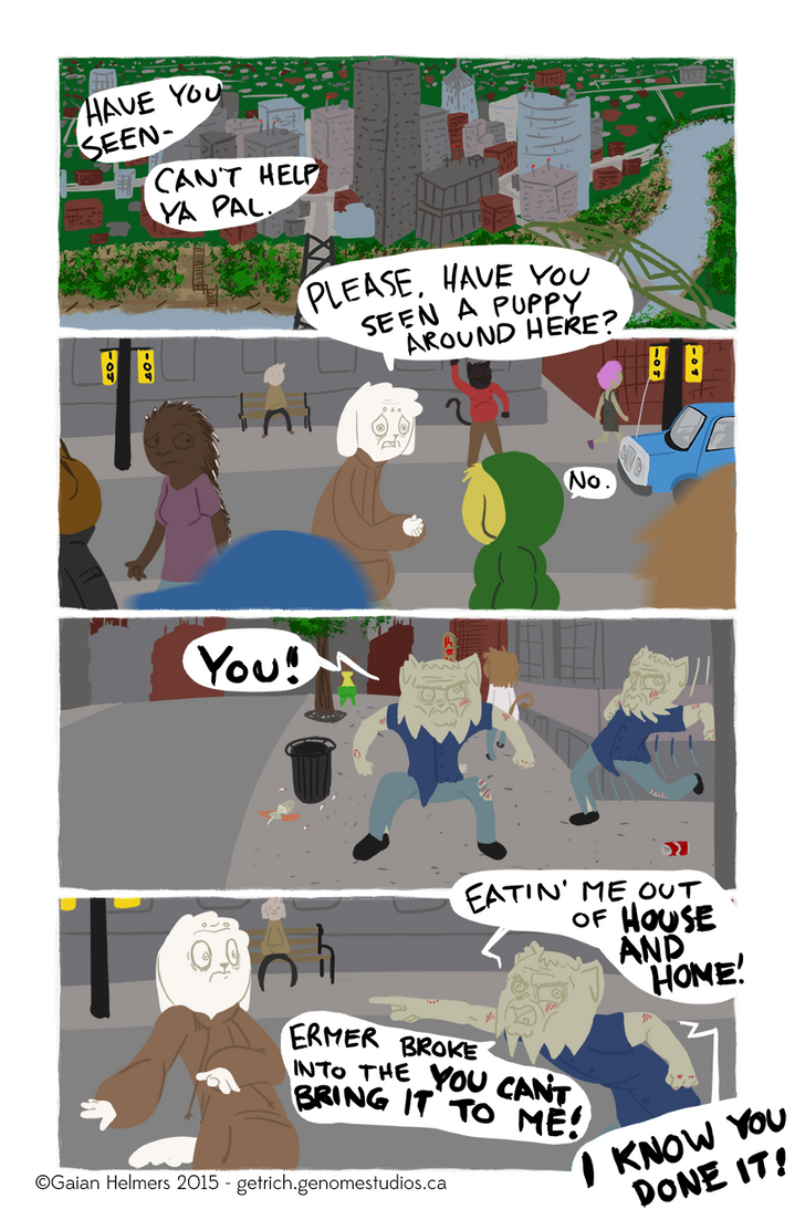 Get Rich: Moe Money. Moe Problems. - Page 14 by GetRichSeries