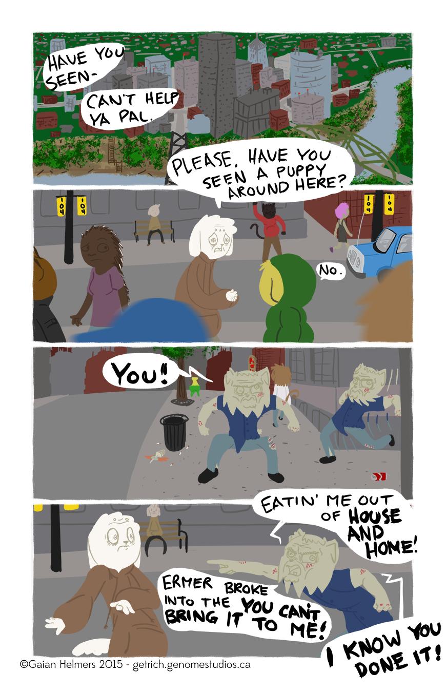 Get Rich: Moe Money. Moe Problems. - Page 14