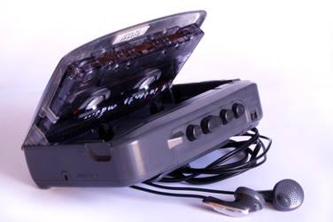 Sony Walkman by mashita
