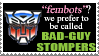 Fembot Auto Stamp by PencilMonkey