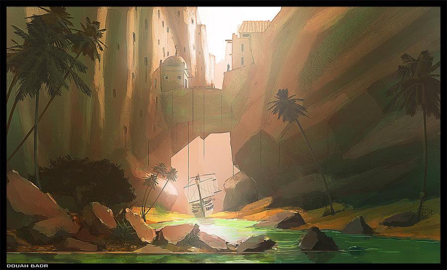 dreamy place by cstlmode