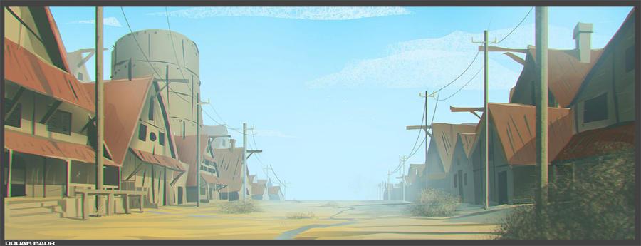 a town by cstlmode