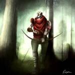Turian hunter finish