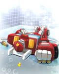 Rescue Bots -Heatwave-