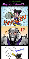 [TFP+RB] Megs vs Miko with... [Doodle6]