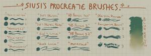 Sivsis procreate brushes