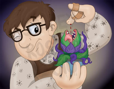 Feed me Seymour by StaceyRoscoe