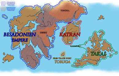 Katran-Worldmap