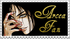Stamp : Arcea Fan by Luneriane