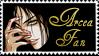 Stamp : Arcea Fan by Luneriane