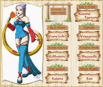 Lapis-Lazuli : Kazuna