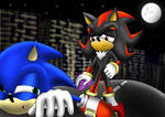 Shadow's first encounter