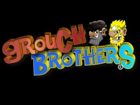 Grouch Brothers logo by kaxblastard