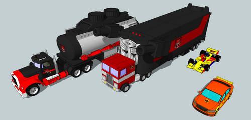 sketchup models G2 Bots DOWNLOAD LINK!!! by kaxblastard