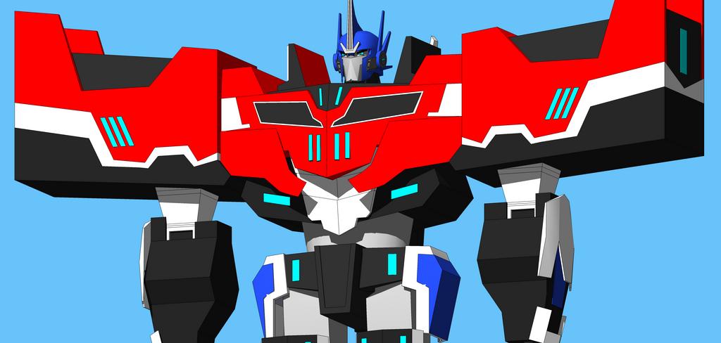 New Prime 2k16 by kaxblastard