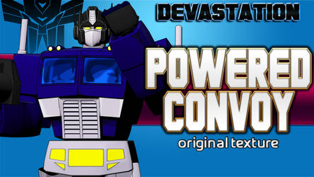 Powered Convoy *original texture* DL LINK by kaxblastard