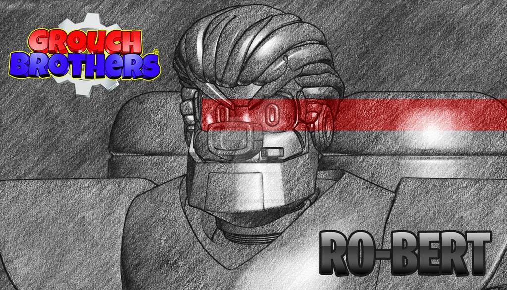 Grouch Brothers|Ro-bert the robot by kaxblastard