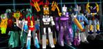 sketchup Decepticon leaders UPDATE DOWNLOAD!!! by kaxblastard