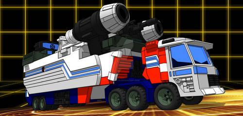 Get MACHINE WARS tough! by kaxblastard