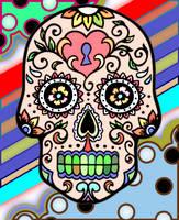 Sugar Skull #1 by 3i20d99e