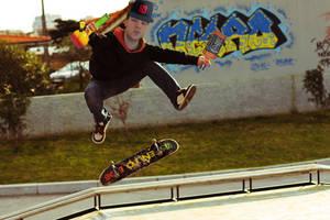 Danny Skating NC by 3i20d99e