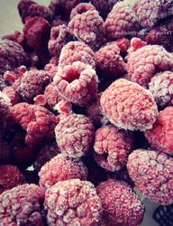 Dreaming Of Frozen Raspberries by JokerIsMYFreak