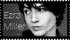 Ezra Miller Stamp by JokerIsMYFreak