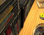 Game Cabinet Render 2