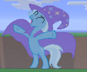 Trixie Minecraft